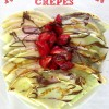 Neapolitan Crepes with Rigoni di Asiago