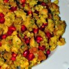 Easy Pomegranate Stuffing Recipe