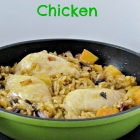 Cilantro Lime Chicken Skillet Recipe