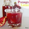 Pomegranate Lemonade Recipe
