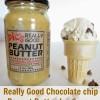 Chocolate Chip Peanut Butter Ice Cream
