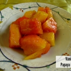 Malagasy Vanilla Fruit Salad