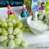 Snowflake and Olaf FROZEN Grapes
