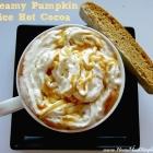 Creamy Pumpkin Spice Hot Cocoa