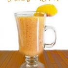 Momma's Morning Sickness Peach Smoothie with Premama
