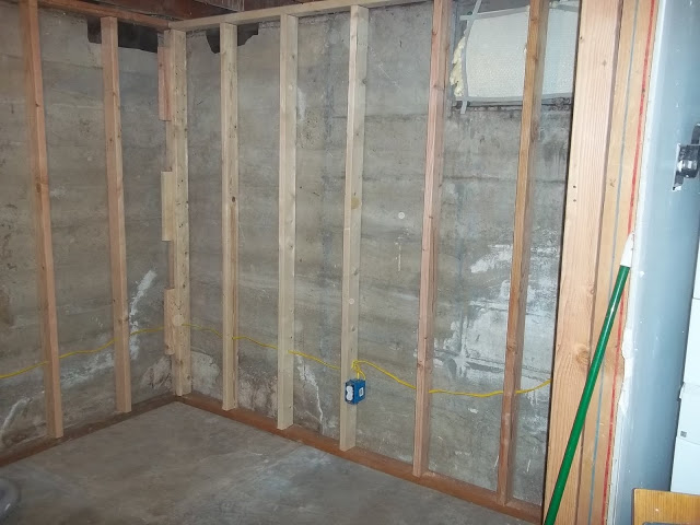 Wordless wednesday archives page 3 of 5 home maid simple for Basement insulation blanket