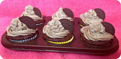 cookies cream cupcake allergy