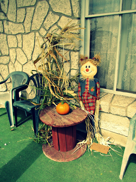 Decorating for Fall {Wordless Wednesday}