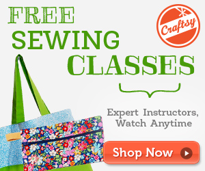 Craftsy Online Classes On Sale