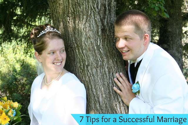 Marriage is hard! Sometimes giving up may seem easier. It's worth it though to stick it out. These tips for a successful marriage are awesome.