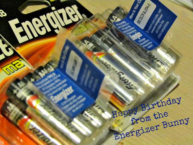 2 battery packs = 1 $10 gift card!