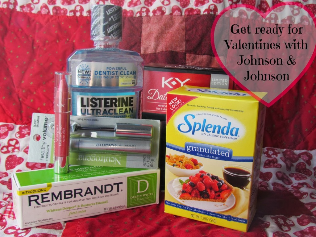 Healthy Essentials has all you need for a Sweet Valentines Day #Moms4JNJConsumer #ad