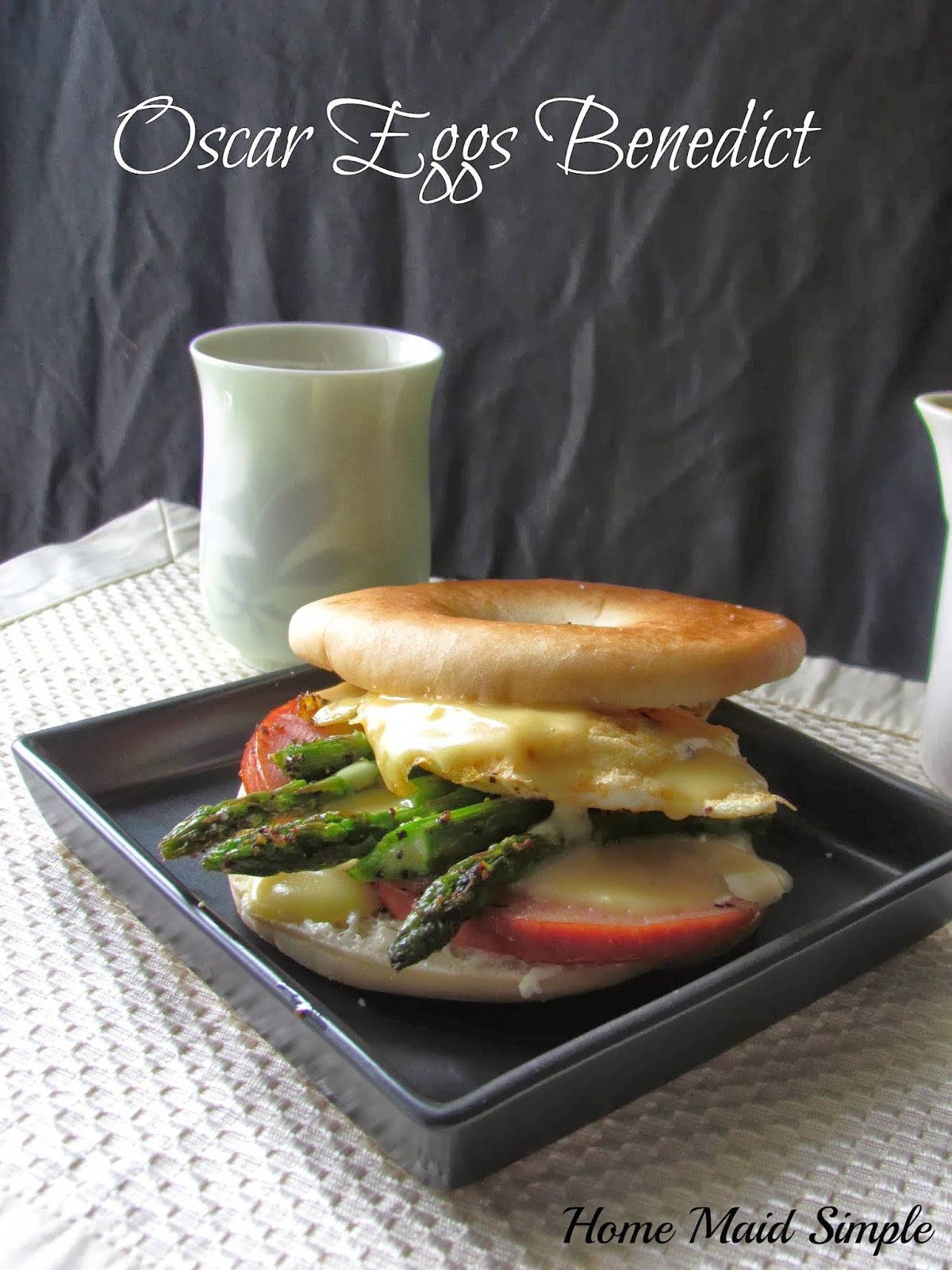 Sandwiches with Bagel Thins and Sandwich Thins - Home Maid Simple