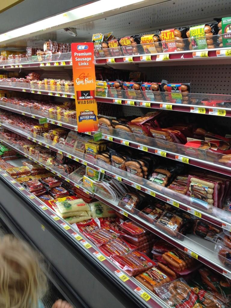 HIllshire Farms #AmericanCraft Sausage at Walmart #StartYourGrill #shop #cbias