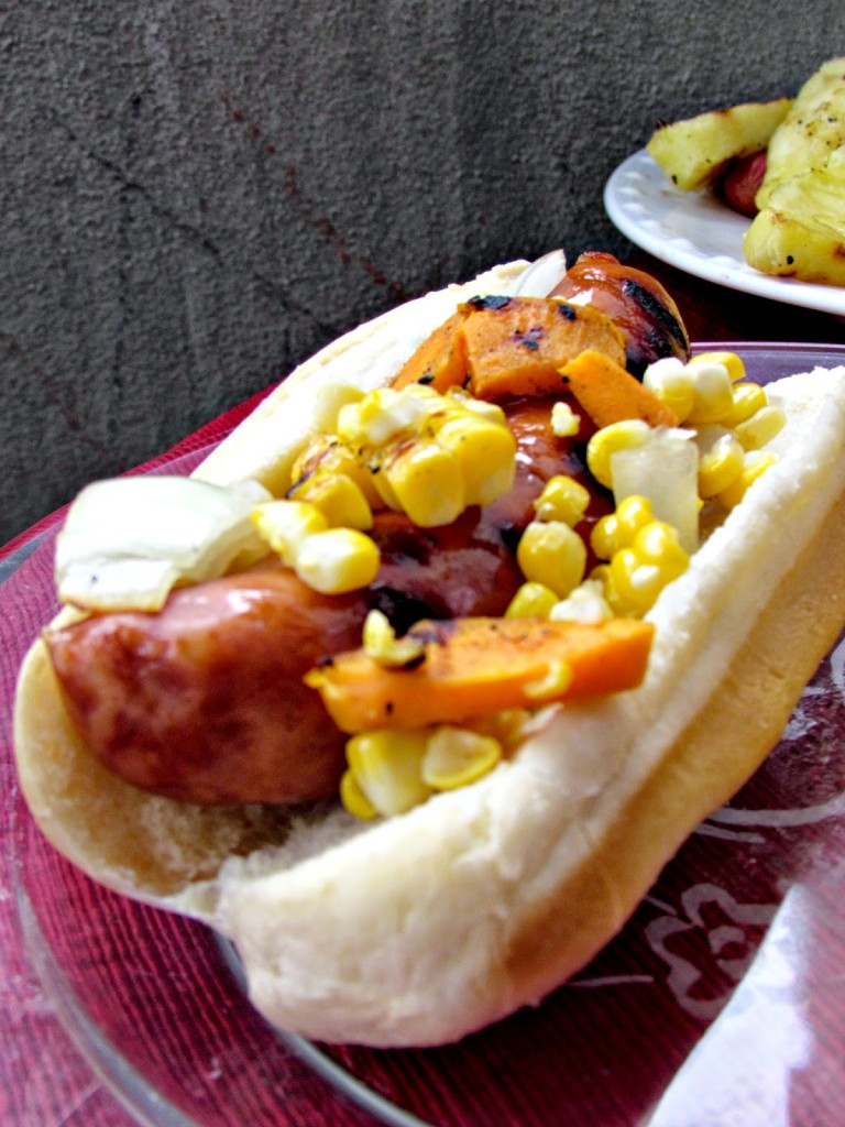 Sweet Potato Hash on Hillshire Farms #AmericanCraft Sausage #StartYourGrill #shop #cbias