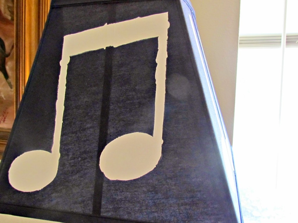 Musical Lampshade