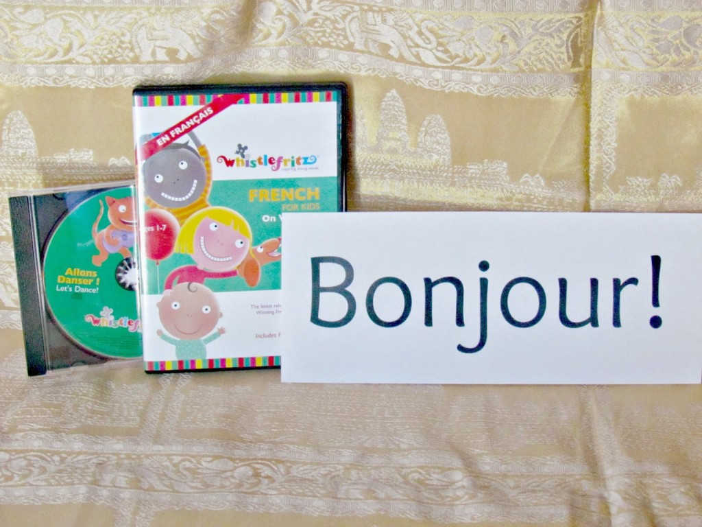 Immerse your kids in French with Whistlefritz