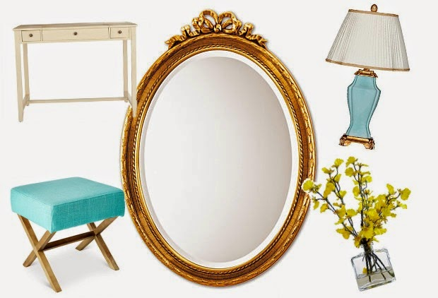 One Kings Lane Vanity Dream board