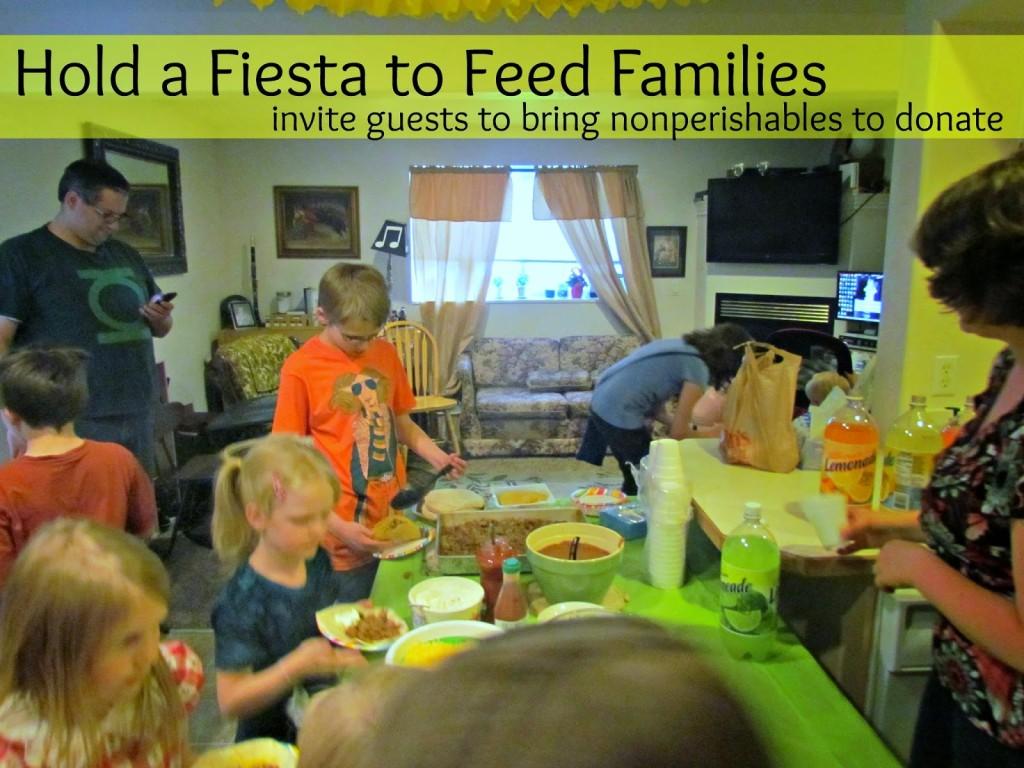 Fiesta to Feed Families #Fiesta4Kids