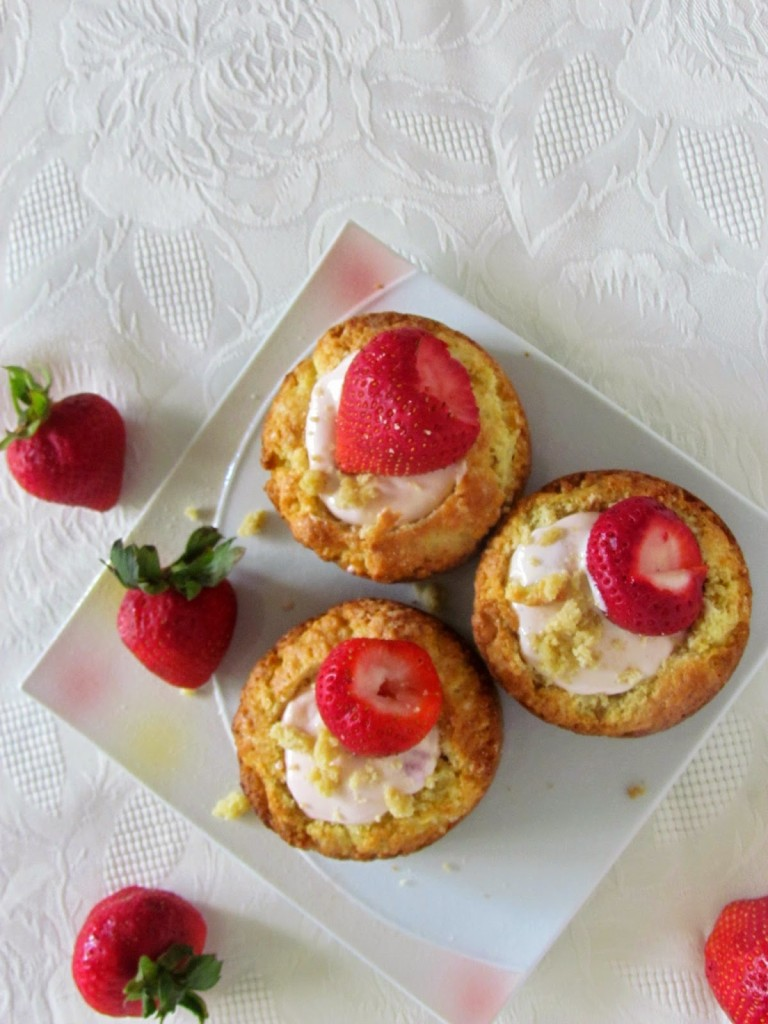 Strawberry-Cheesecak-Shortcake