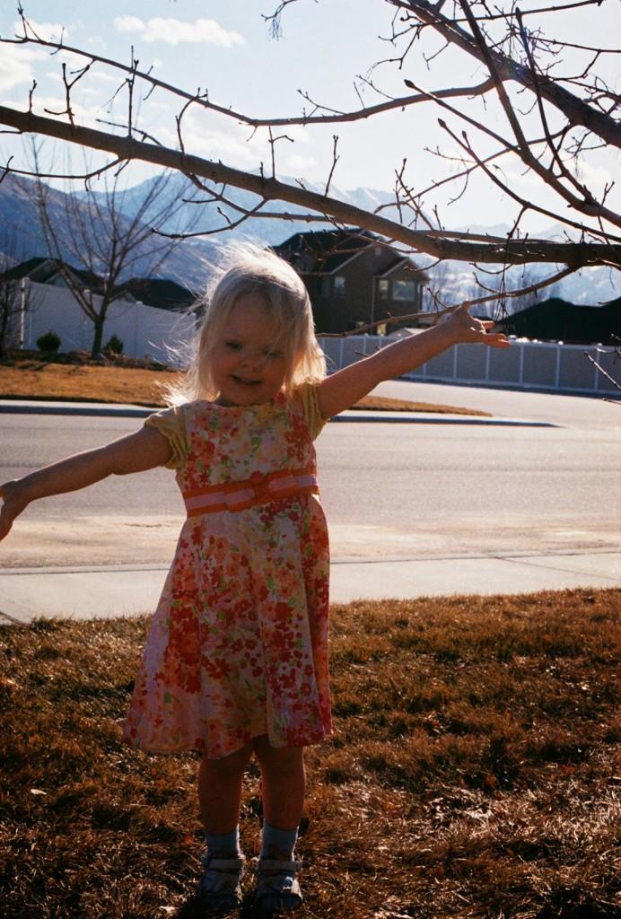 Simplicity. Joy. Family. Childhood. Fresh Air