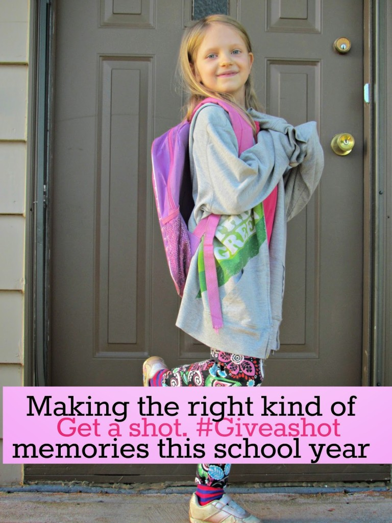Making the right kind of memories #GiveaShot #shop #cbias