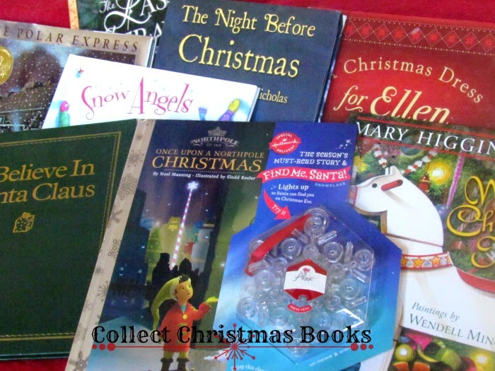 Pick one new Christmas book every year to build a collection and create tradition #Shop #NorthPoleFun #cbias