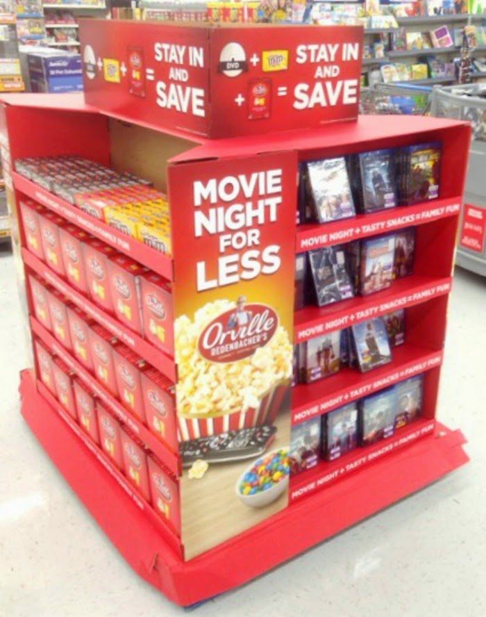 Movie Night for Less at Select Walmart locations #MovieNight4Less #ad