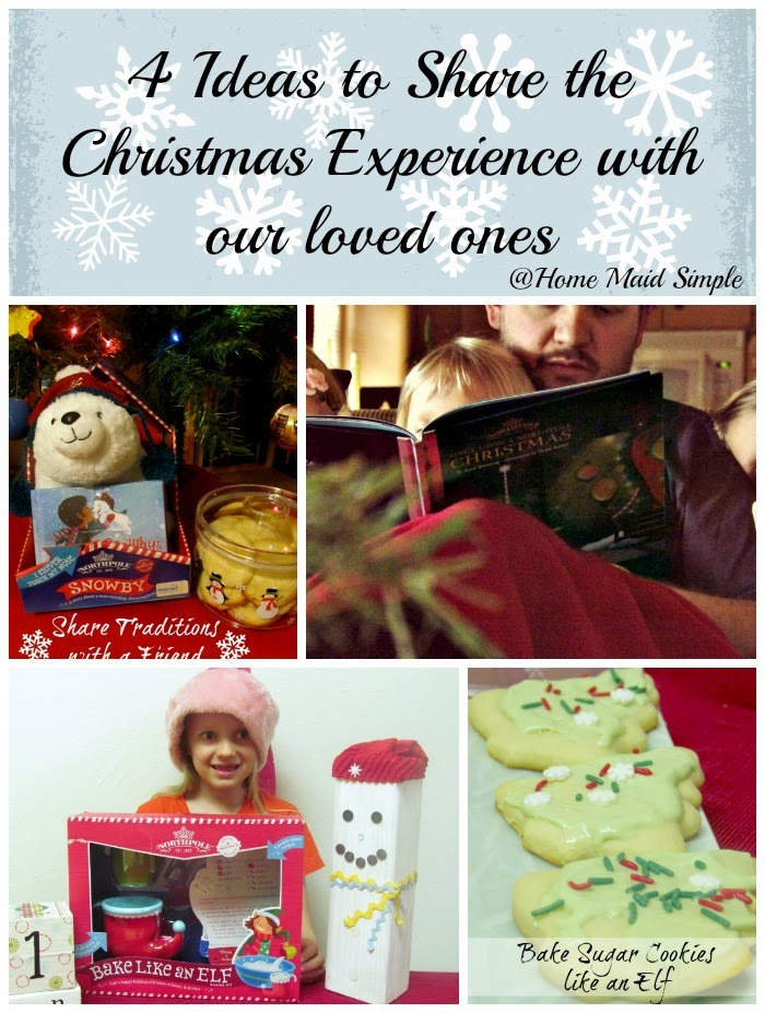 4 Ideas to share Christmas Experiences with our loves ones #NorthPoleFun #shop