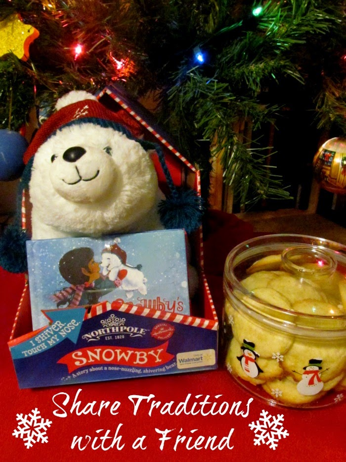 Share traditions with your friends. Gift a new book with Christmas Cookies #NorthPoleFun #shop