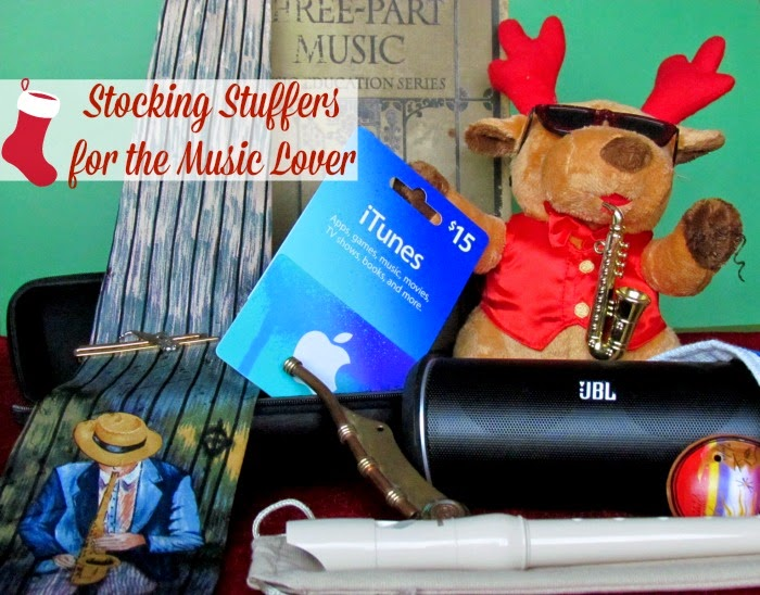 Stocking Stuffers for the Music Lover #GiftingAudio #ad