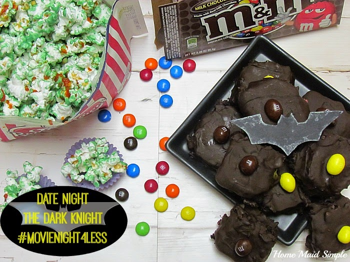 Movie Night with Orville Redenbacher's, M&M's®, and Warner Bros. #MovieNight4Less #ad