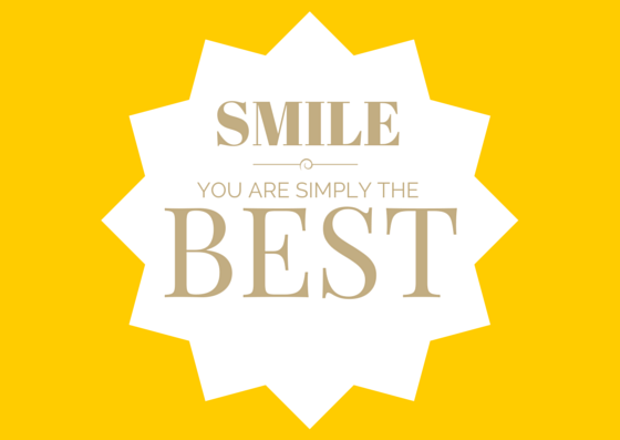 Smile! You are simply the BEST! #OpticSmiles #ad #cbias