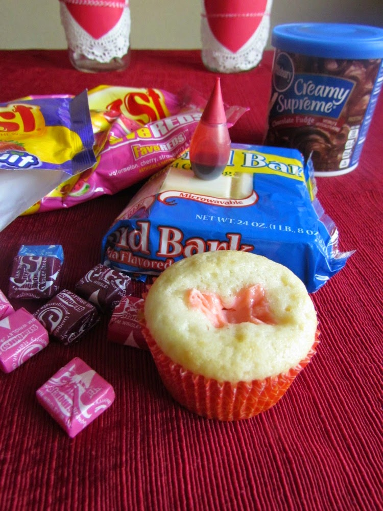 Cupcake Topper Ingredients