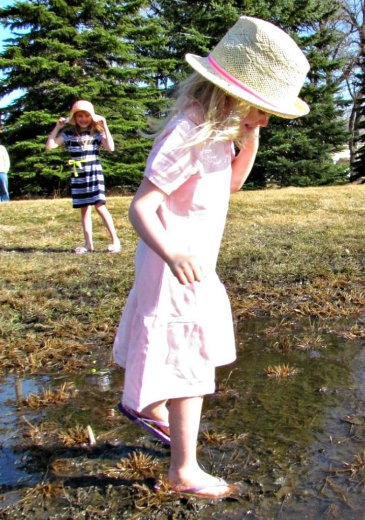 OshKosh B'Gosh Spring Adventure #ImagineSpring #spsonsored