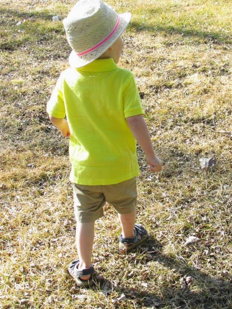 dapper little boy clothes at OshKosh B'Gosh #ImagineSpring #sponsored