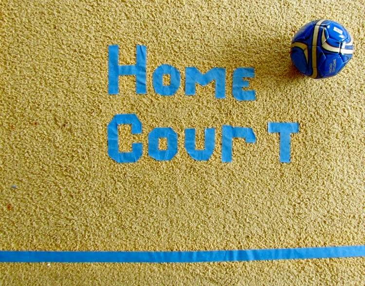 Home Court #DelimexFiesta #Ad