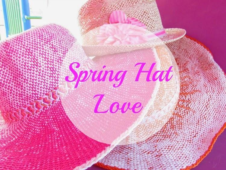 Spring Hat Love from OshKosh B'Gosh #ImagineSpring #sponsored