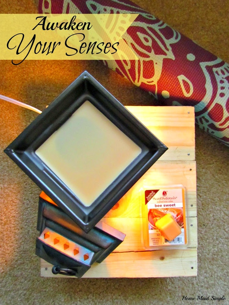 3 tips on becoming a morning person. Awaken your senses with new Edison #WicklessWonders #cbias #Ad