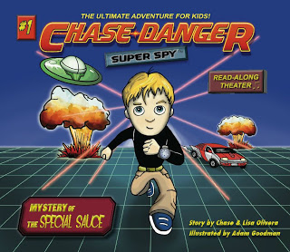Chase Danger Super Spy 1