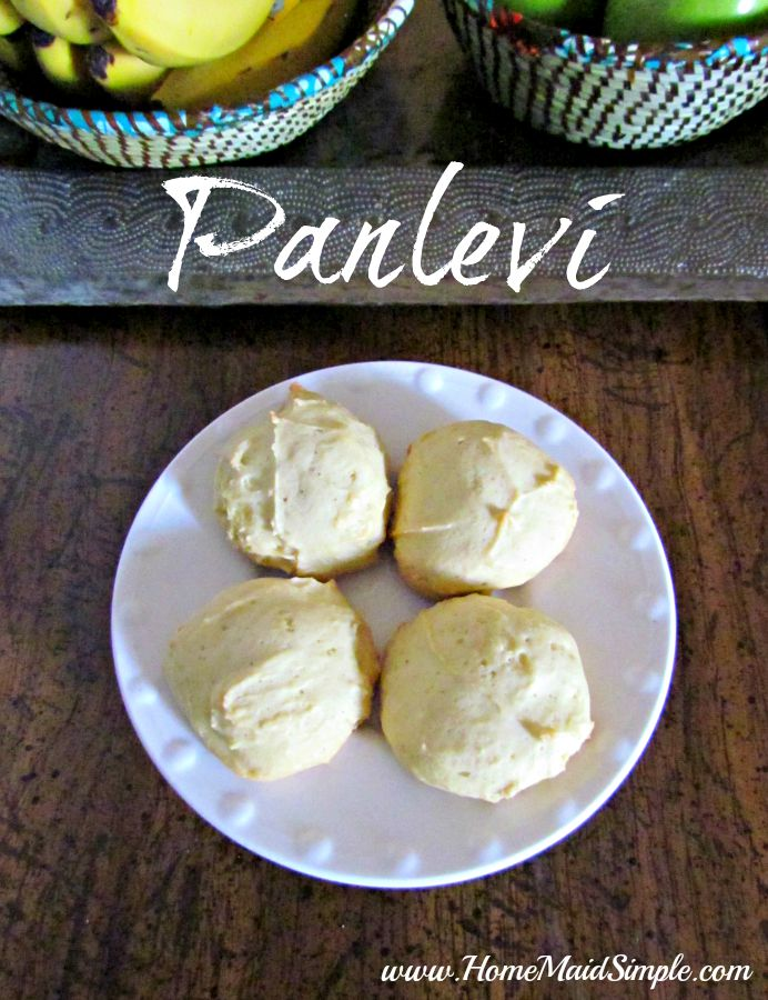 Panlevi are cookies from Aruba. With simple ingredients, kids will love these.