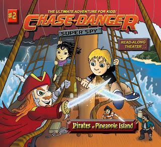 Chase Danger Super Spy 2