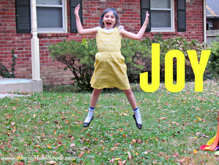 DIY Inside Out: JOY costume