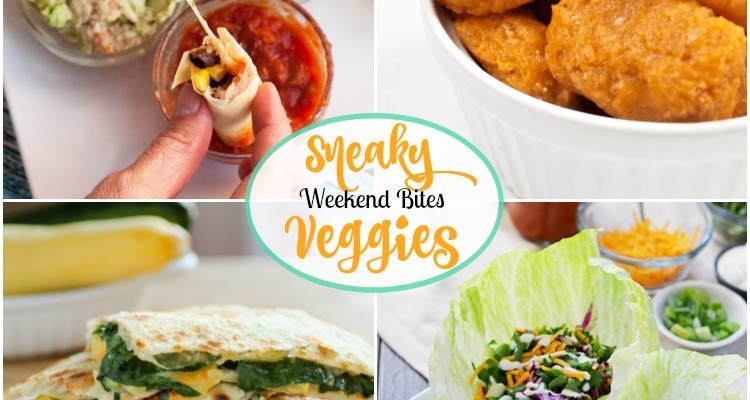 Weekend Bites: Sneaky Veggies