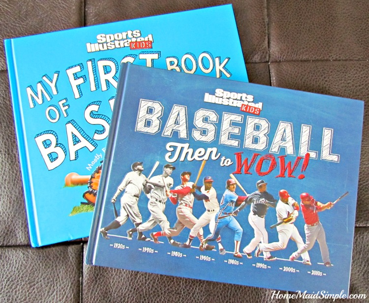 An inside look at Baseball Then to Wow! from Sports Illustrated for Kids.