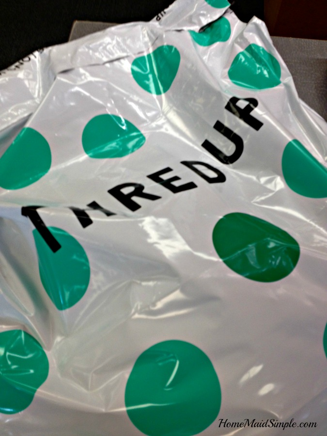Clean out your closet with ThredUP