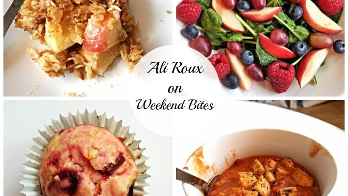 Weekend Bites featuring Ali Roux
