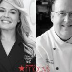 Chef Cat Cora at Macys in Louisville
