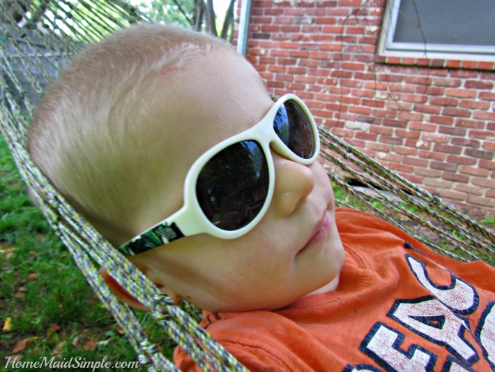 Hang out in the sun with Babiators Sunglasses for kids. ad #babiators