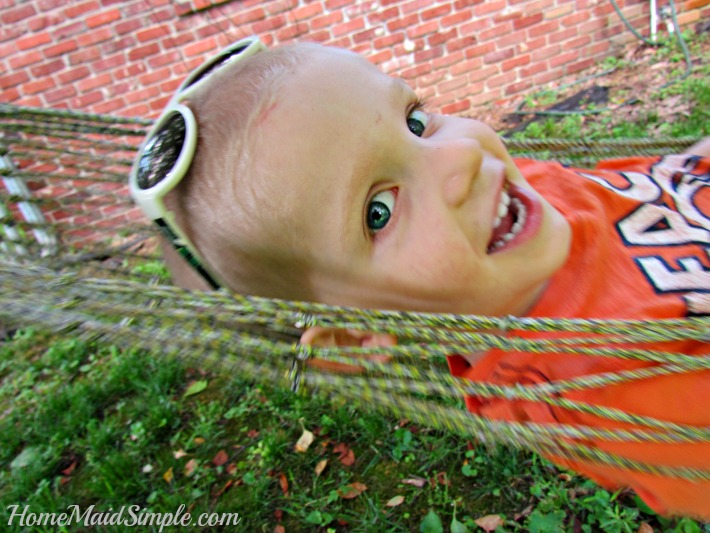 Summer safety doesn't have to be a bore. Protect their eyes with Babiators. ad #babiators.